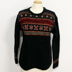 Polo Ralph Lauren | Vintage Fair Isle Wool Sweater
